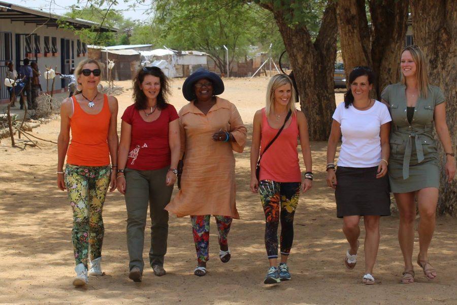 Lov u Nambiji