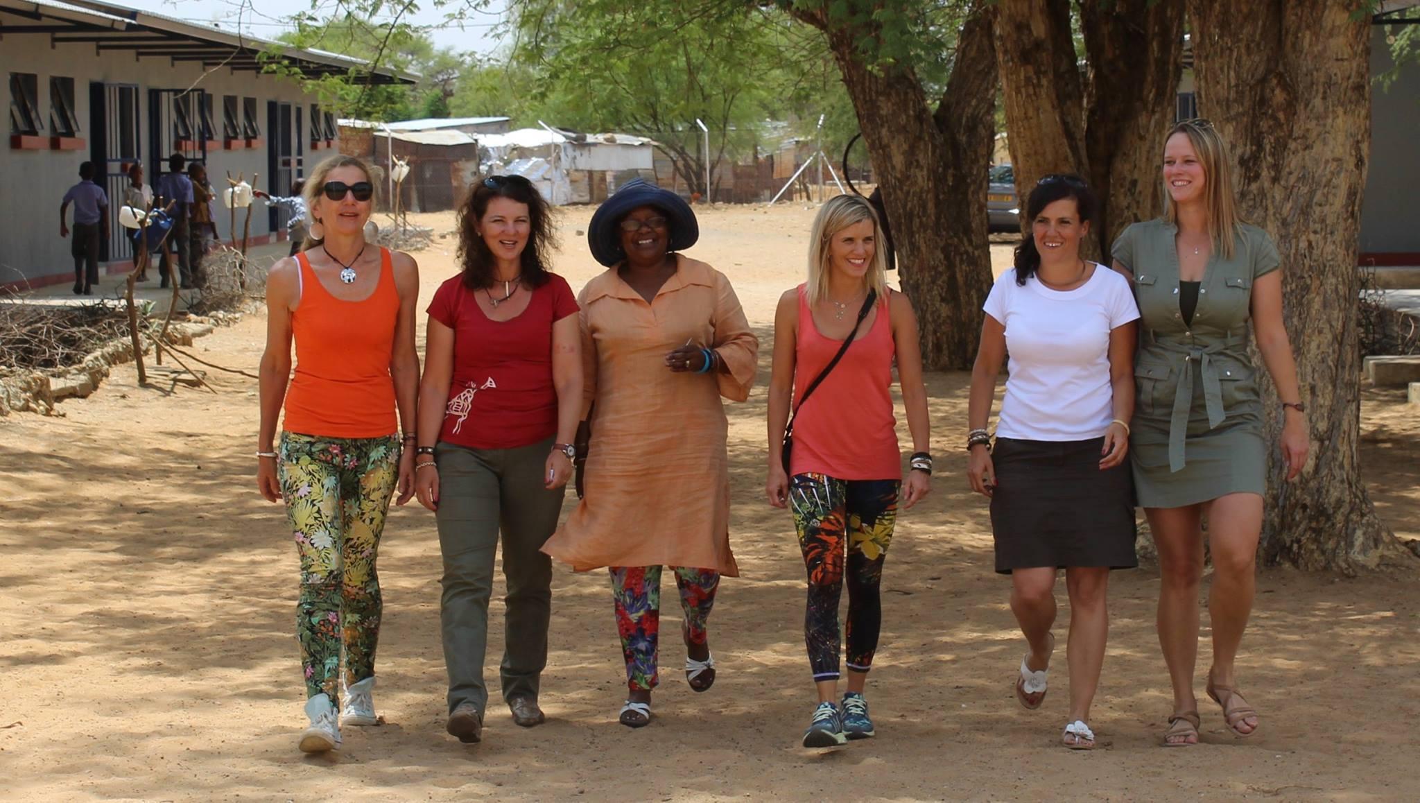 Lov u Namibiji