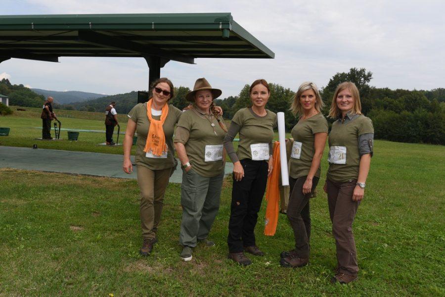 """LU """"Dama Dama"""" na 23. Državnom natjecanju Hrvatskog lovačkog saveza u lovnom streljaštvu"""