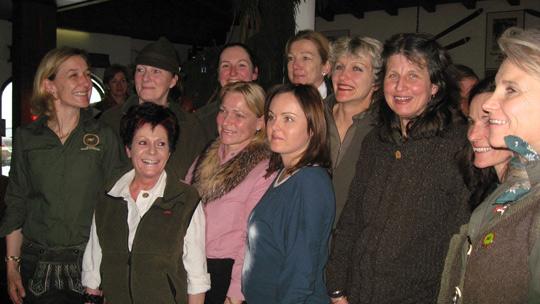 LOVAČKI BIATLON ZA LOVKINJE 2009.